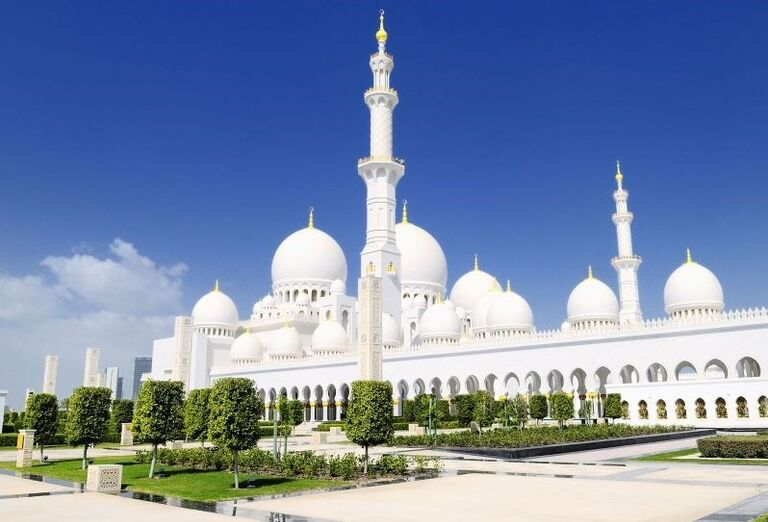 Mešita Sheikh Zayed Al Nahyan