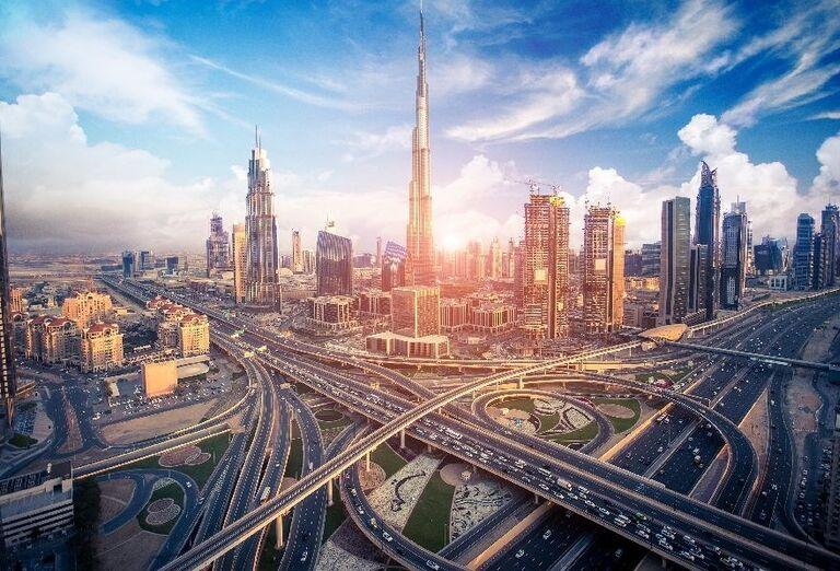Najvyššia stavbu sveta, Burj Khalifa