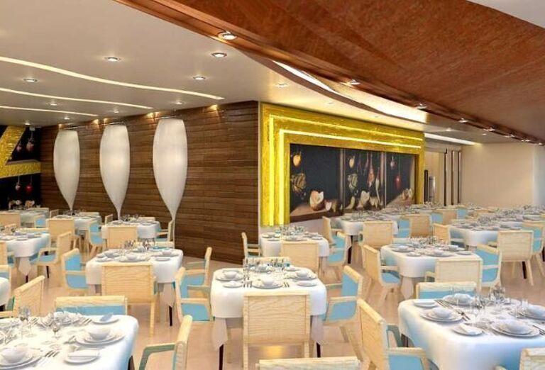 Hotel Coral Level at Iberostar Selection Cancun - reštaurácia