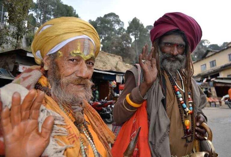 Sadhu v Indii