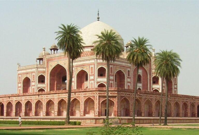 Mešita Jama Masjid v Naí Dillí