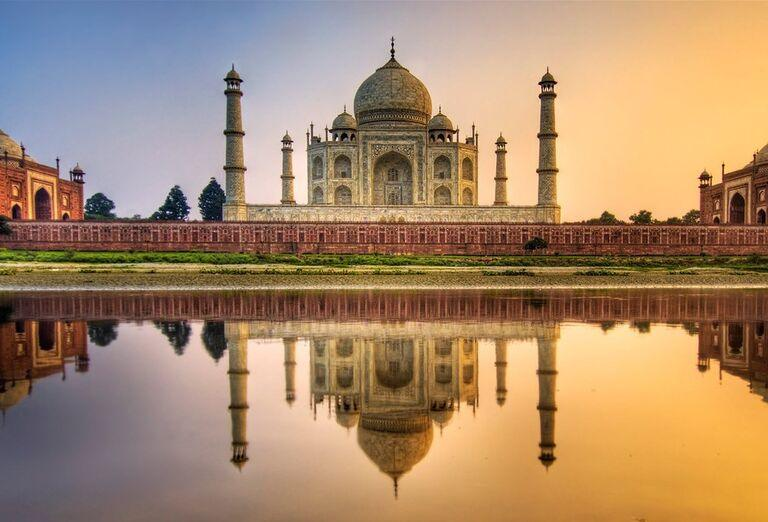 Chrám Tádž Mahal
