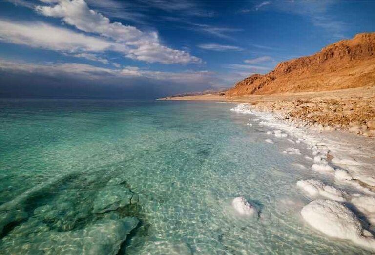 Mŕtve more v Izraeli