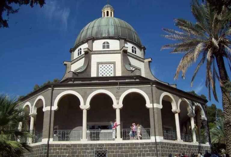 Chrám Blahoslavenstiev, poznávací zájazd, Izrael
