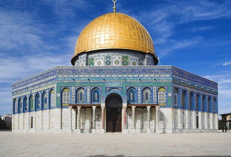Skalný dom, Jeruzalem, poznávací zájazd, Izrael