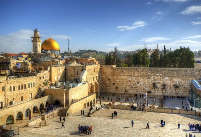 Múr nárekov, Jeruzalem, poznávací zájazd, Izrael