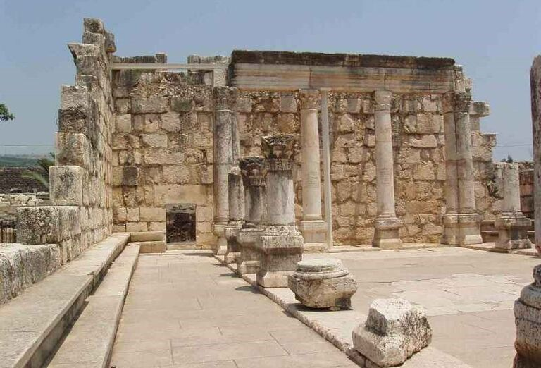 Cardo Maxima v Izraeli