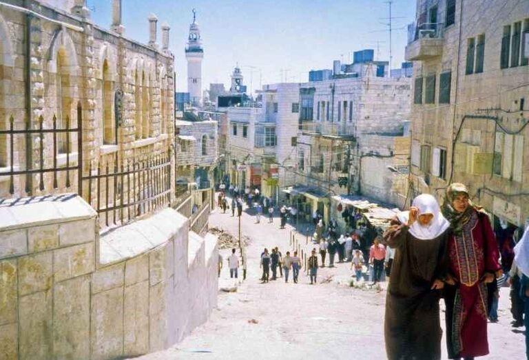 Mesto v Izraeli