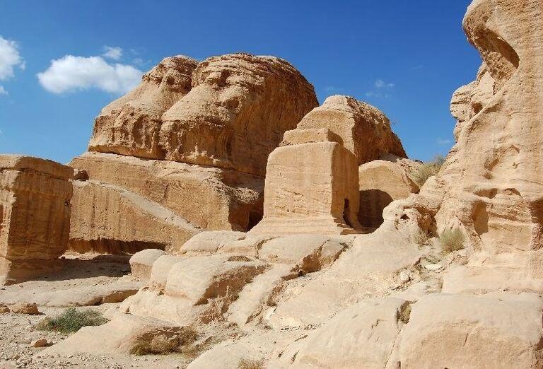 """Jerash, nazývané aj """"Pompeje východu"""""""