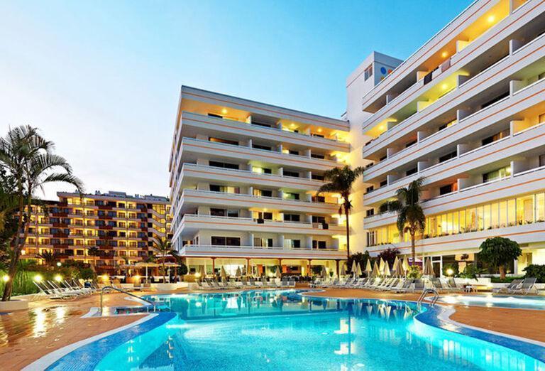 Sunprime Coral Suites & Spa - hotelový bazén