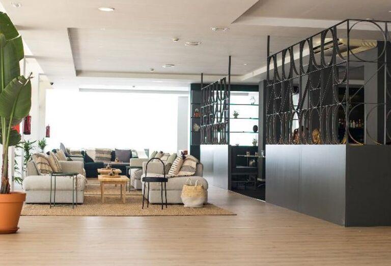Sunprime Coral Suites & Spa - interiér hotela