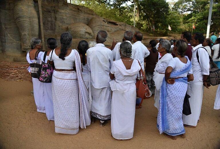 Srílanskí obyvatelia