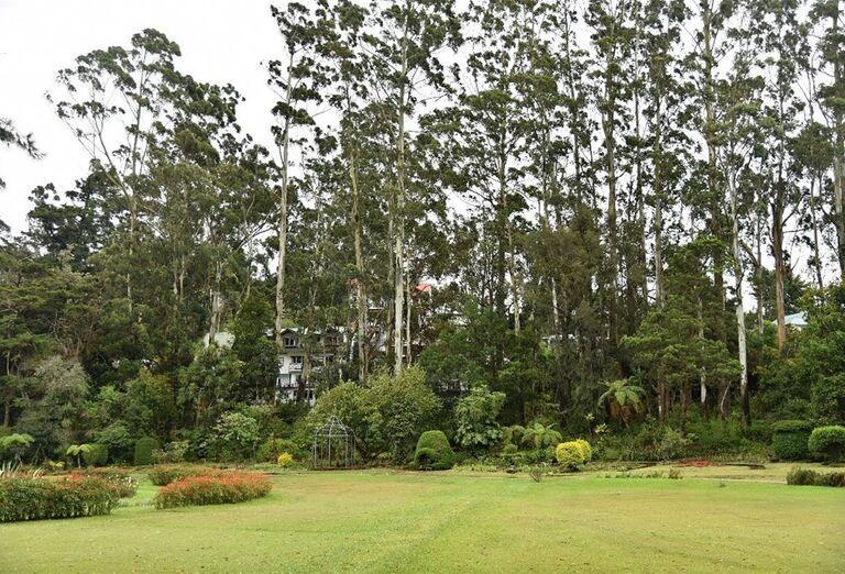 Záhrady Peradeniya