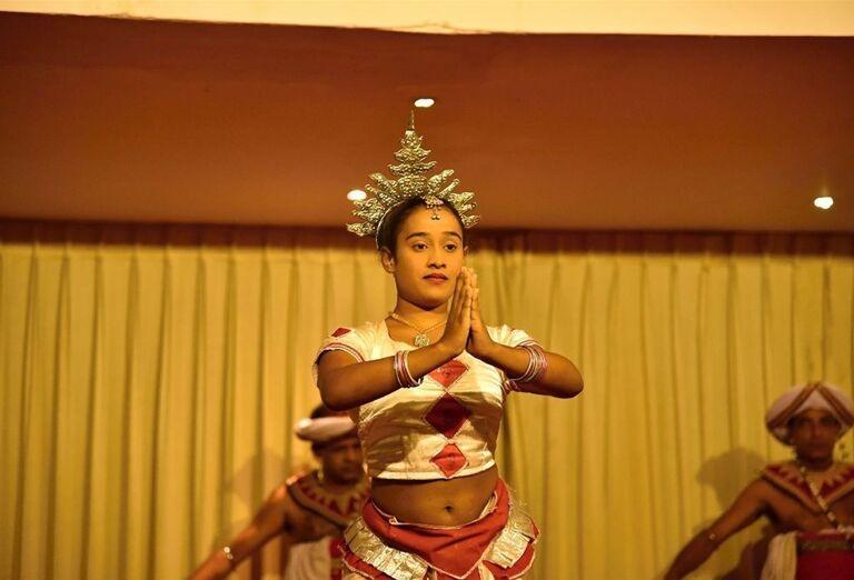 Tradičná tanečnica