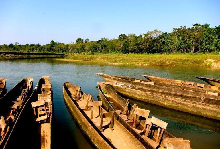Plavba na kanoe