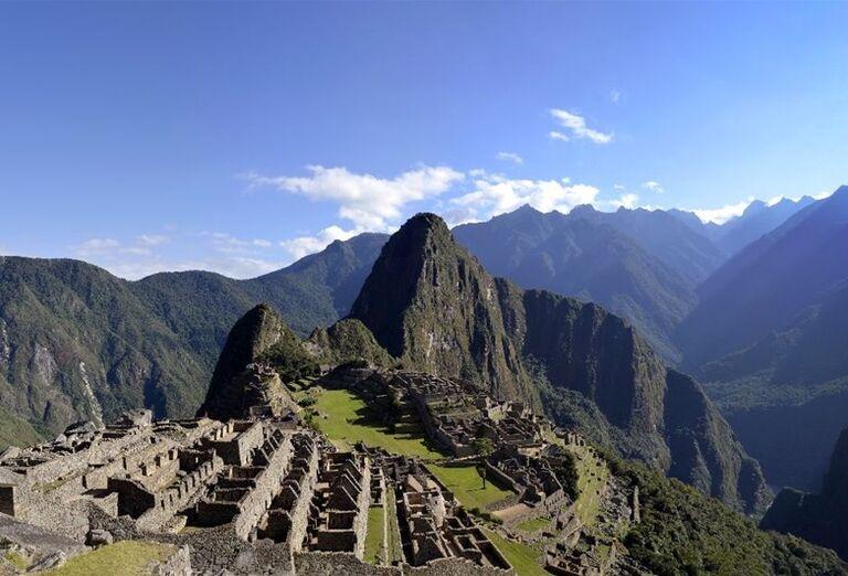 Machu Picchu známe aj ako Stratené mesto Inkov