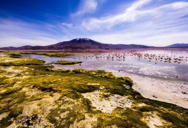 Príroda na ostrove malé Galapágy