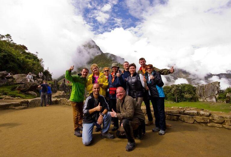 Výprava v Peru