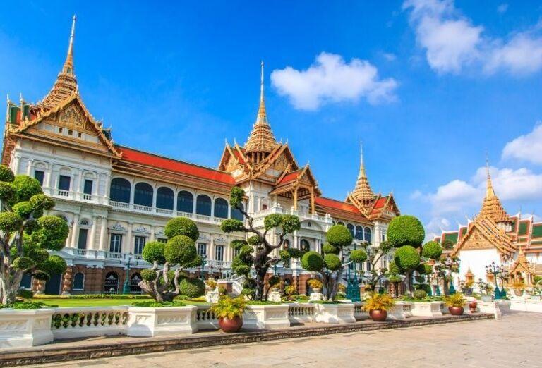 Kráľovský veľký palác v Bangkoku
