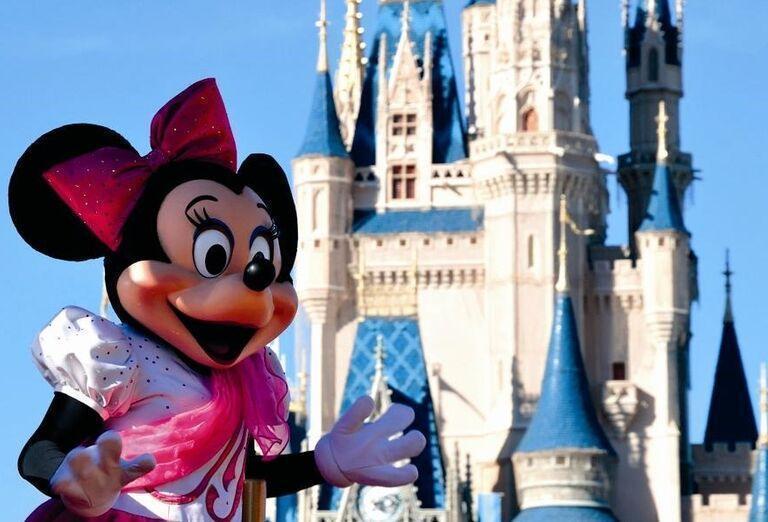 Minie z Disney rozprávok