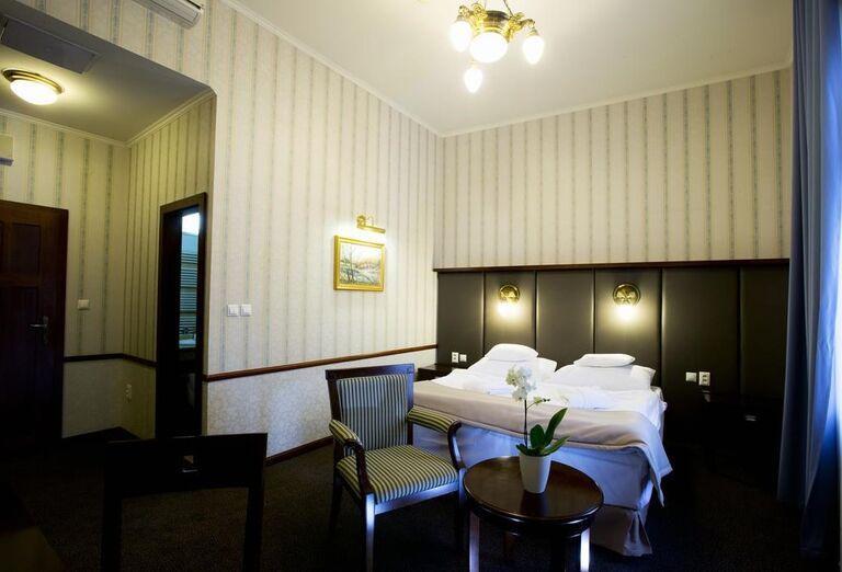 Izba v hoteli Golden Eagle