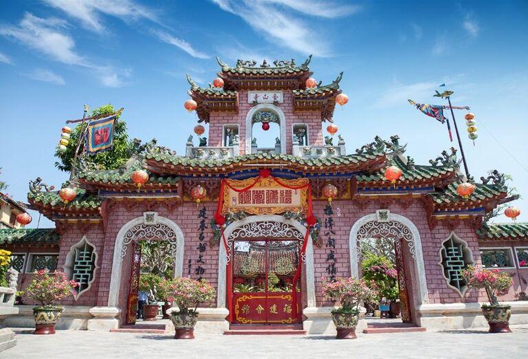 Zakázané mesto v Hue
