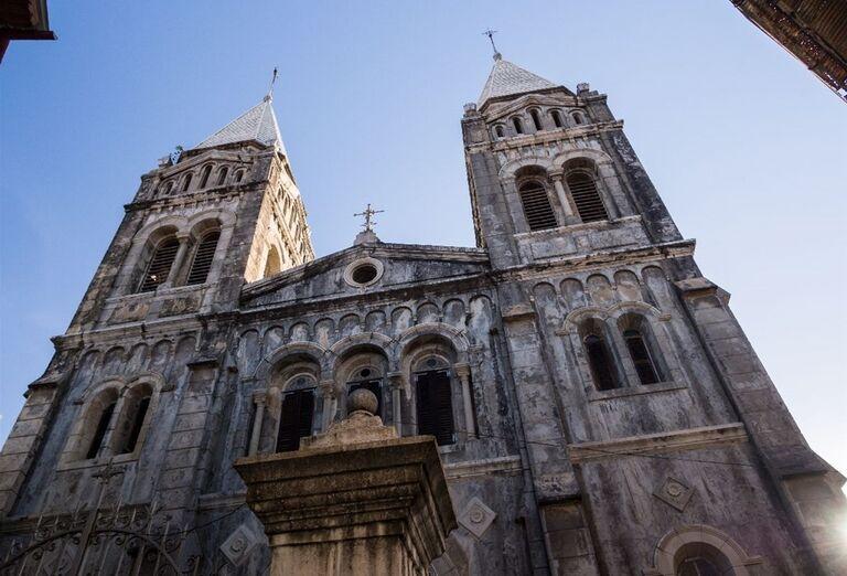 Katolícka katedrála Rímskeho svätého Jozefa