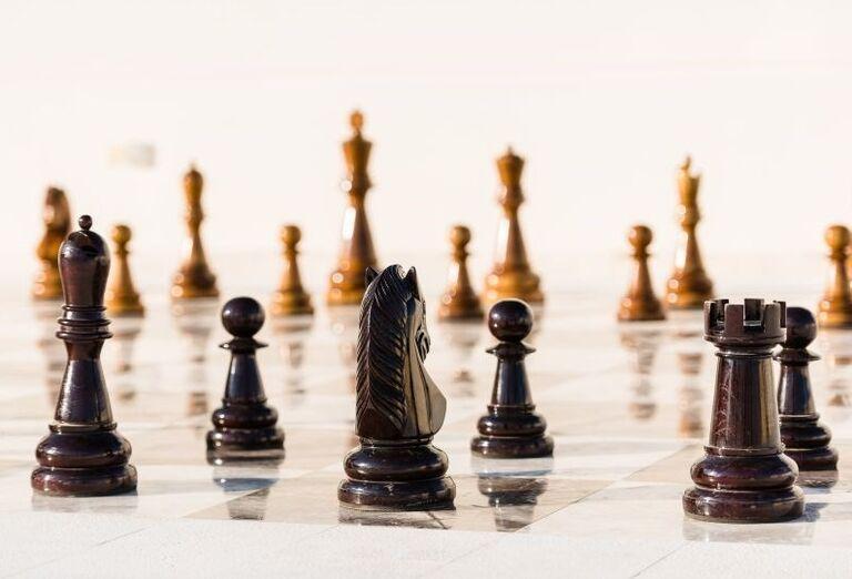 Śachové figúrky