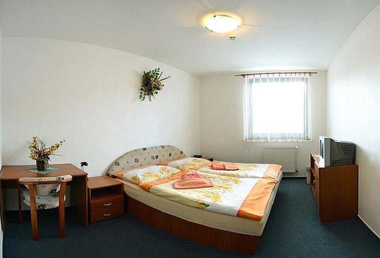 Izba v hoteli Barbora