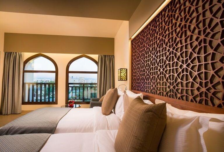Priestranná izba v hoteli Fanar hotel and residences