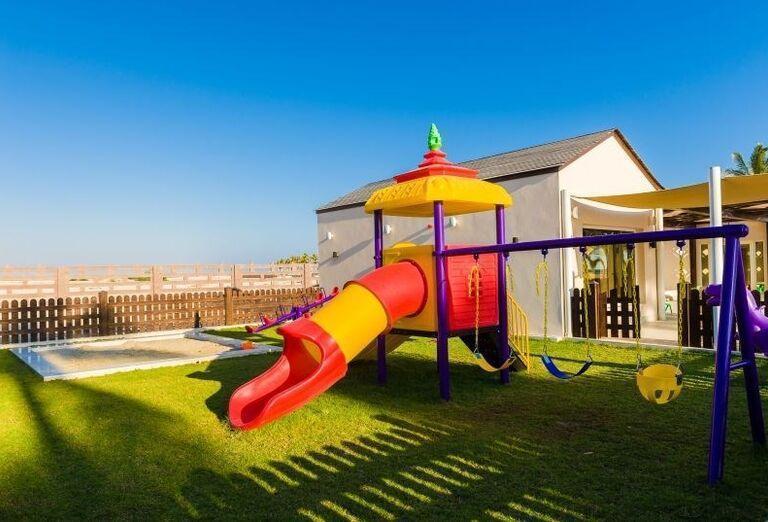 Detské ihrisko v hoteli Fanar hotel and residences