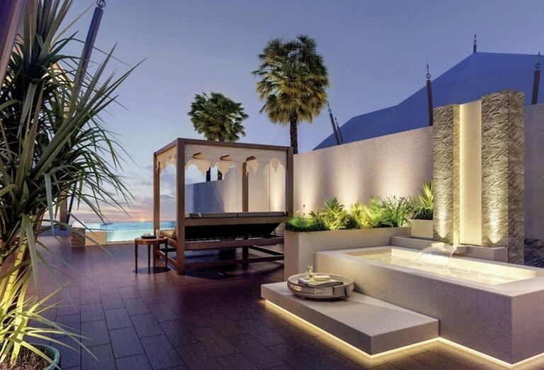 The Ritz-Carlton Ras Al Khaimah, Al Hamra Beach TE