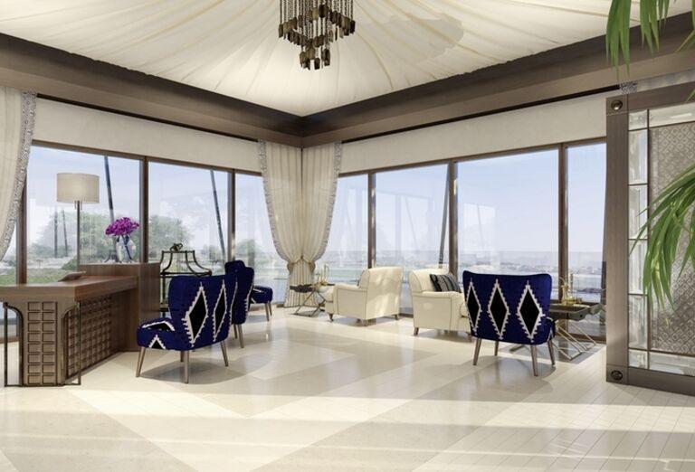 The Ritz-Carlton Ras Al Khaimah, Al Hamra Beach W