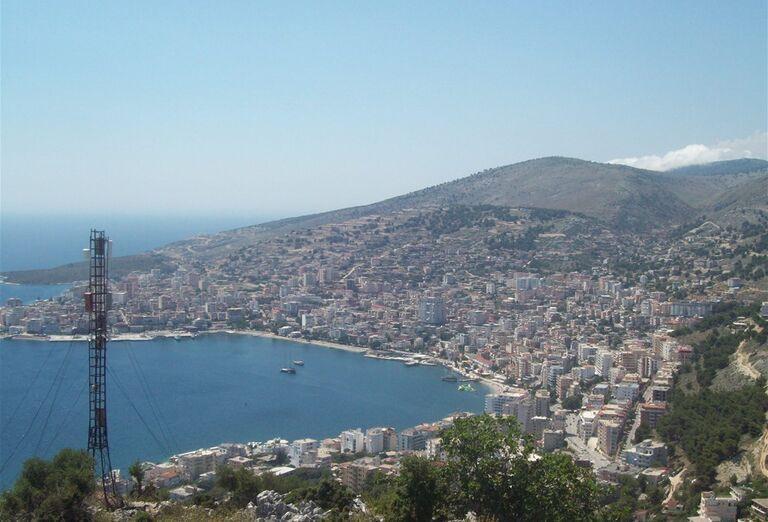 Albánsko - Pohľad na okolie