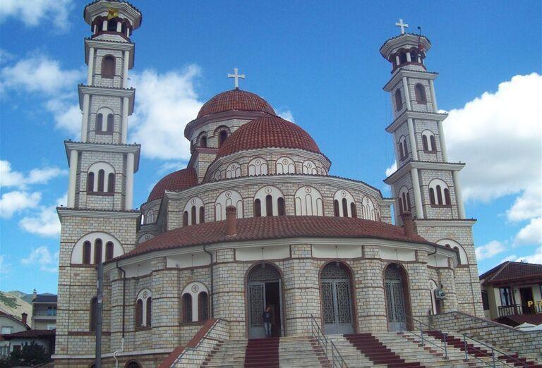 Albánsko - Pamiatky a architektúra