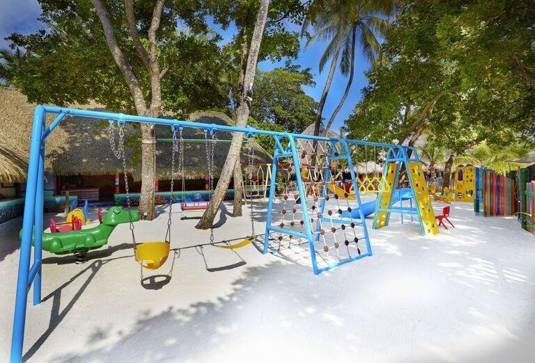 Hotelový Resort Kuredu Island Resort & Spa Maldives - Detský kútik