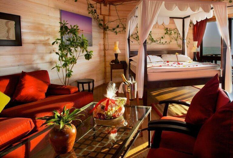 Hotelový Resort Kuredu Island Resort & Spa Maldives - Hotelová izba