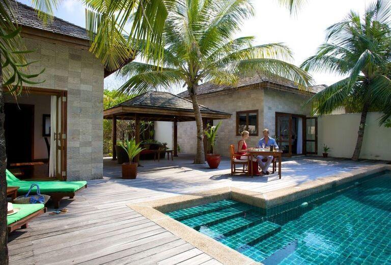 Hotelový Resort Kuredu Island Resort & Spa Maldives - Ubytovanie