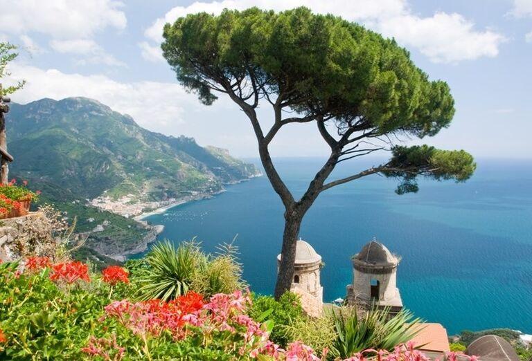 Pobrežie Amalfi, Ravello, poznávací zájazd, Taliansko