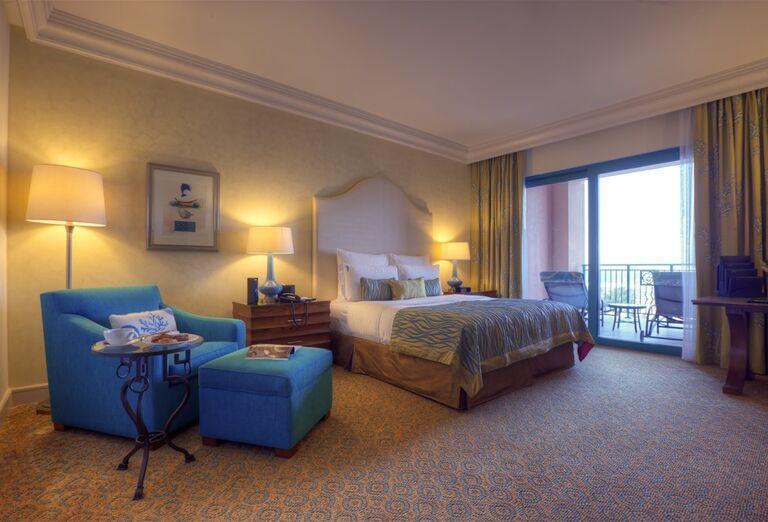 Priestranná izba v hoteli Atlantis, The Palm