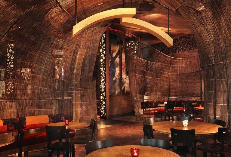 Posedenie pri sviečkach v hoteli Atlantis, The Palm