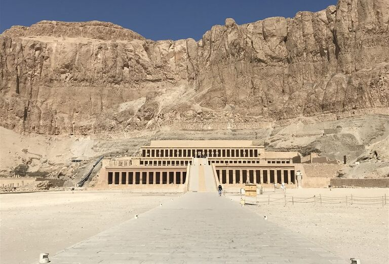 Egypt - plavba po Níle s Káhirou- pamiatky