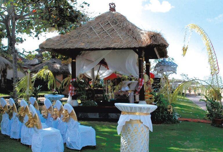Možnosť zorganizovania svadobných obradov