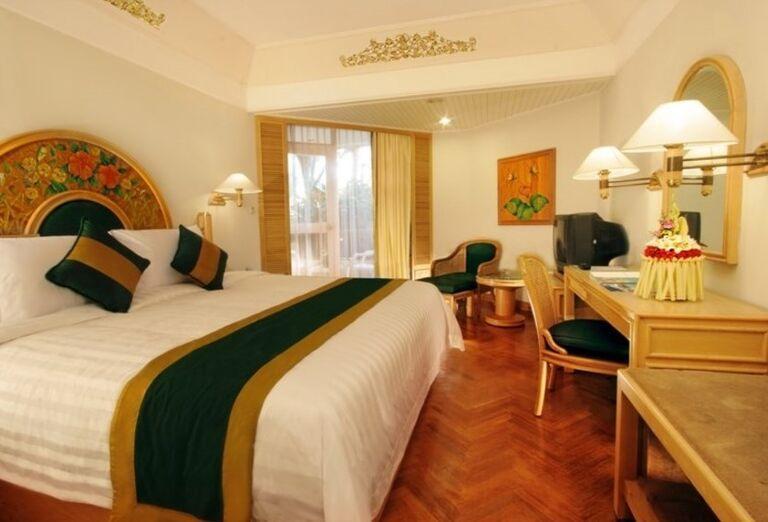 Priestranná izba v hoteli Prama Sanur Beach