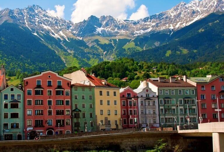 Innsbruck a okolie, poznávací zájazd Rakúsko