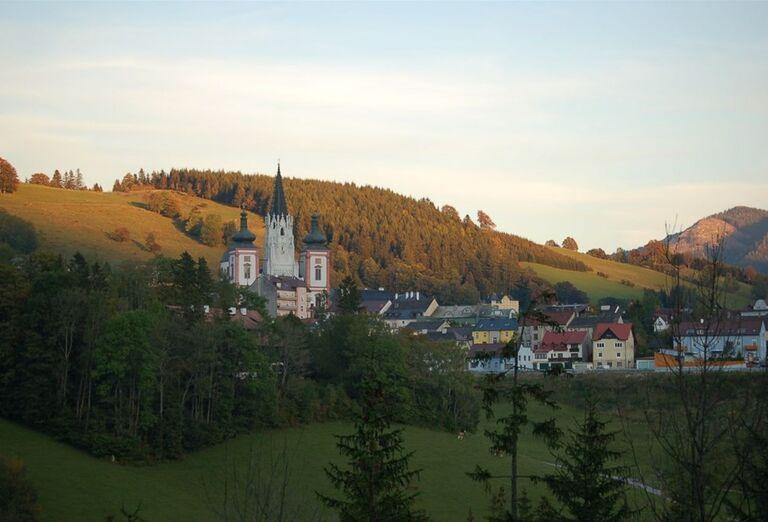 Legenda o Mariazell, poznávací zájazd, Mariazell