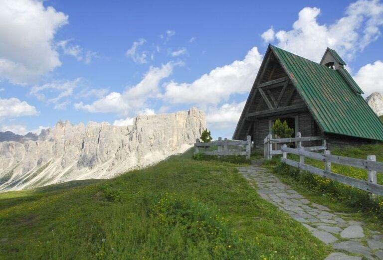 Ostatné Dolomitská cesta