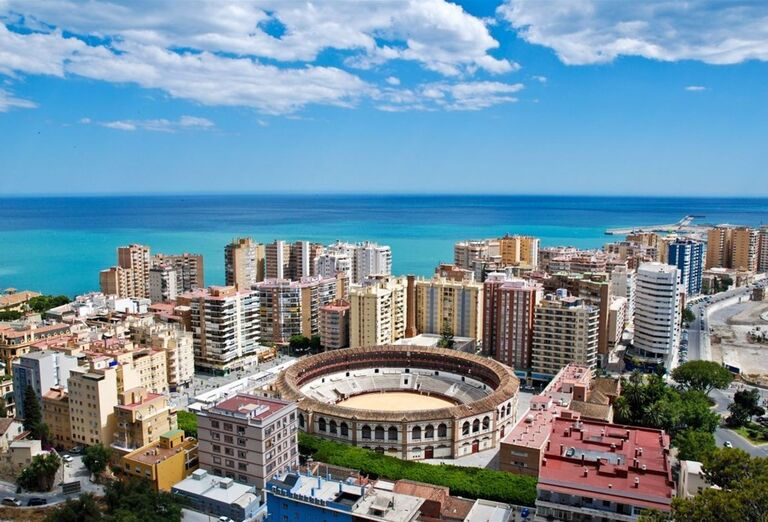 Malaga, Andalúzia, poznávací zájazd, Španielsko