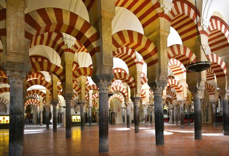 Mešita, Cordoba, poznávací zájazd, Španielsko