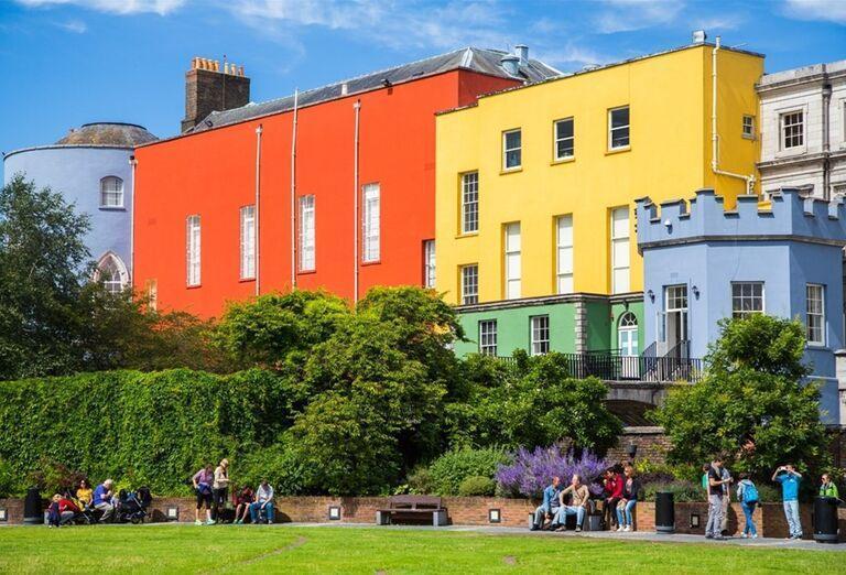 Záhrady Dublinského Zámku